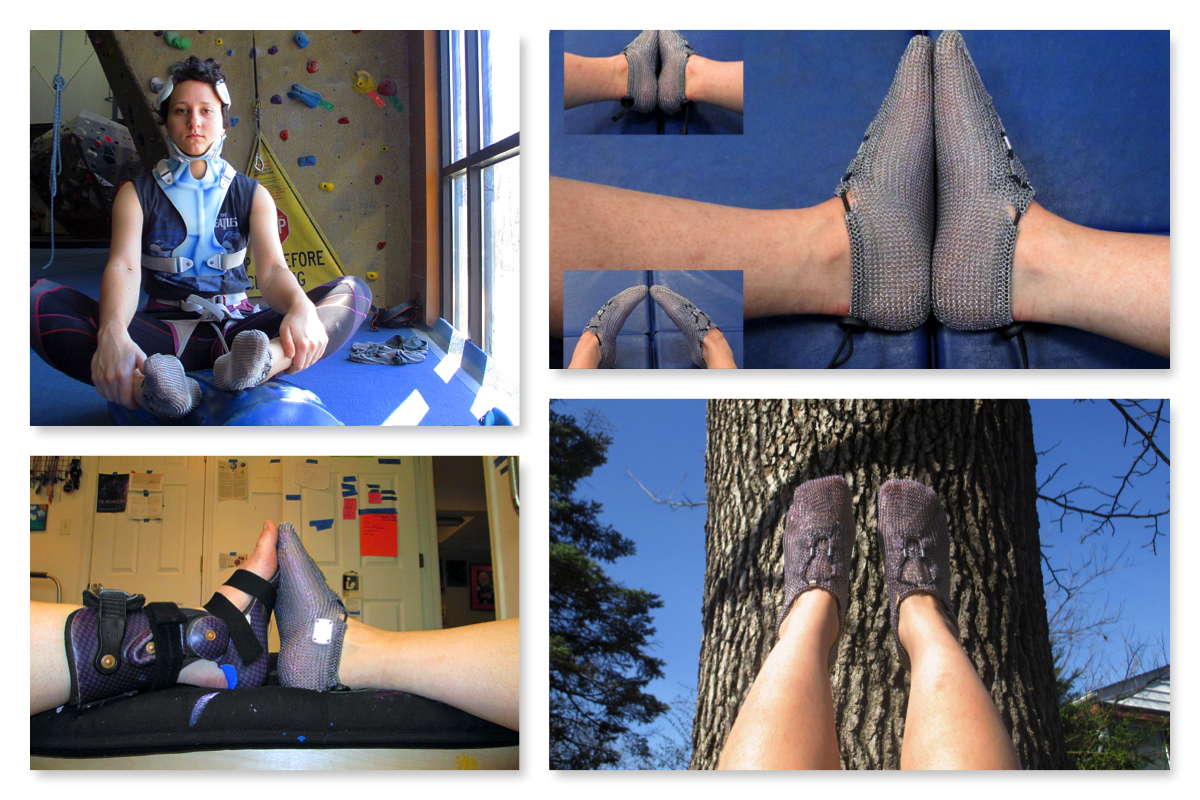 Embrace The Brace Featured by Paleo Barefoot Blog